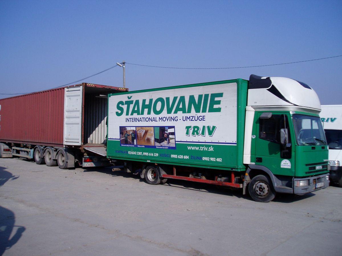 Moving to Slovakia