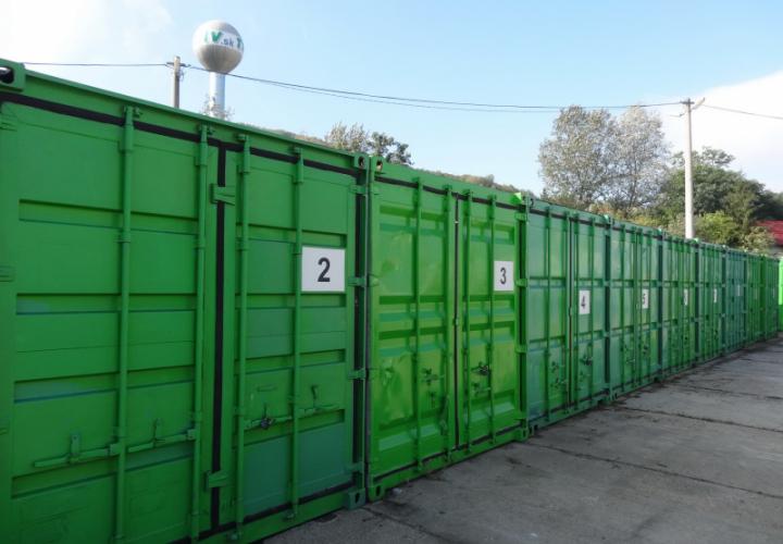container storage Bratislava Slovakia