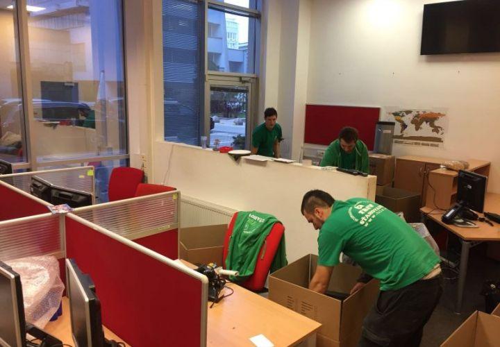 offices moving sťahovanie kancelárie
