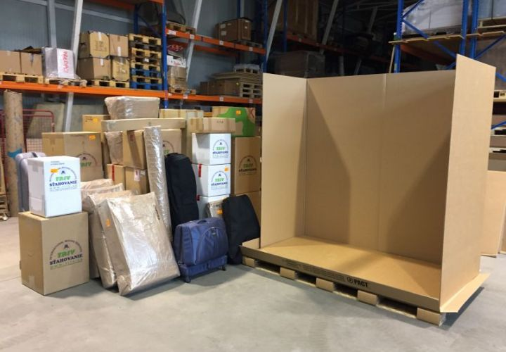 overseas export packing