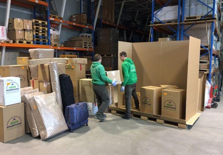 exportne balenie do zámoria