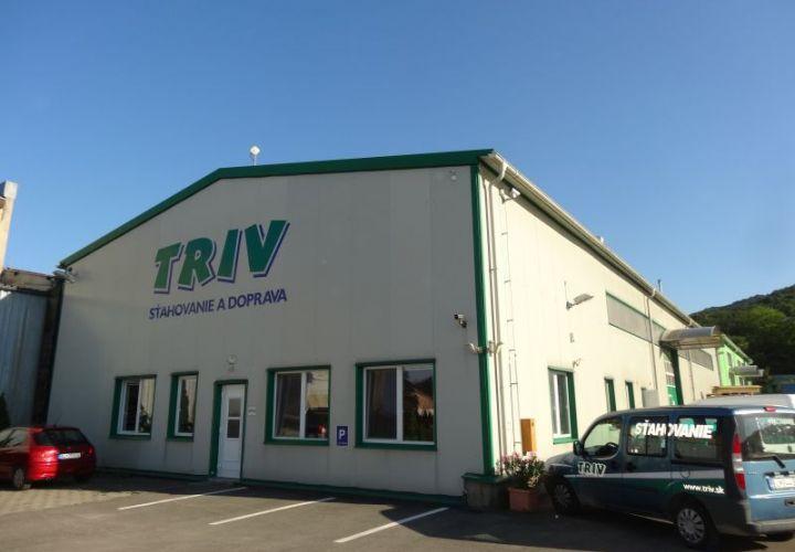 skladovanie TRIV