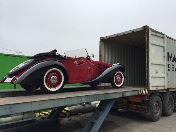 Preprava vozidiel Cars shipping