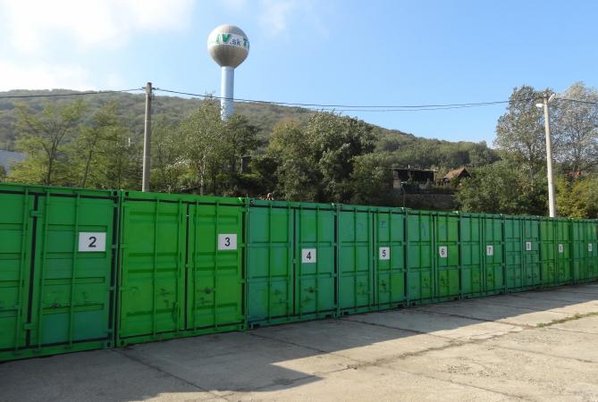 storage Bratislava warehouse