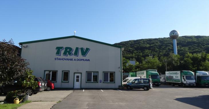 TRIV moving Slovakia